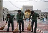 حرم امام رضا(ع) کو قالینیں فراہم کرنے والی موقوفات 500 سال سے زائد پرانی تاریخ کی حامل ہیں،آستان قدس رضوی کے ادارہ اوقاف کے ڈائریکٹر
