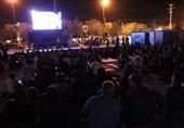 کودکان و نوجوانان مناطق زلزلهزده کرمانشاه به تماشای فیلم نشستند