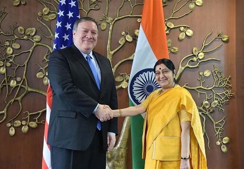 امریکا اور بھارت مذاکرات، اہم دفاعی معاہدے پر دستخط