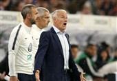 فوتبال جهان| دشان: مقابل آلمان اشتباهات فنی داشتیم