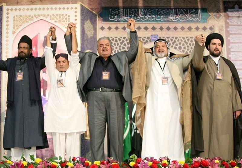 اجلاس جهانی پیرغلامان حسینی- خرم آباد| پیرغلامان عشق؛ اجلاسی برای وحدت جهان اسلام+ فیلم