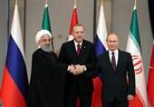 آنکارا 25 شهریور میزبان نشست سه جانبه ایران، ترکیه و روسیه