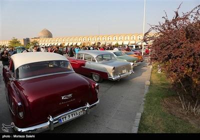 همایش خودروهای کلاسیک - اصفهان