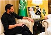 بوم بوم آفریدی کی سعودی سفیر سے ملاقات، مل کر فلاحی کام کرنے کا فیصلہ