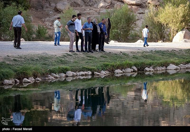 قطار گردشگری غرب کشور به کرمانشاه میرسد