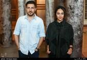 ترلان پروانه و محمدرضا غفاری بازیگران فیلم جاده قدیم