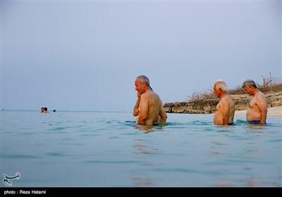 سواحل جزیره خارک - خلیج فارس