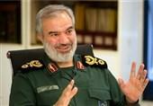 سردار فدوی در گفتوگو با تسنیم: جنگ علیه ایران به هیچ وجه نتیجه نمیدهد+فیلم