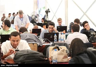 حاشیه اجلاس سه جانبه سران کشورهای ایران، ترکیه و روسیه