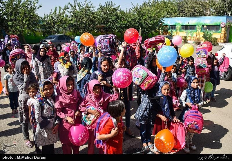 جشن نیکوکاری در روستای محمودآباد