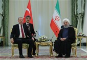 Iranian, Turkish Presidents Discuss Regional, Int'l Issues in New York