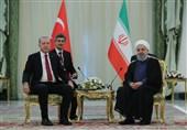 تاکید روحانی و اردوغان به استفاده از پولهای ملی در روابط تجاری ایران و ترکیه