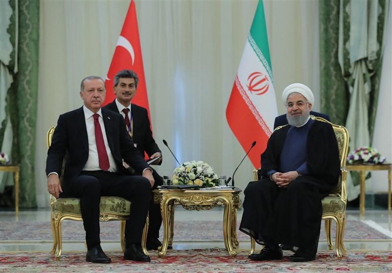 Iranian, Russian, Turkish Presidents Hold Separate Bilateral Talks in Tehran