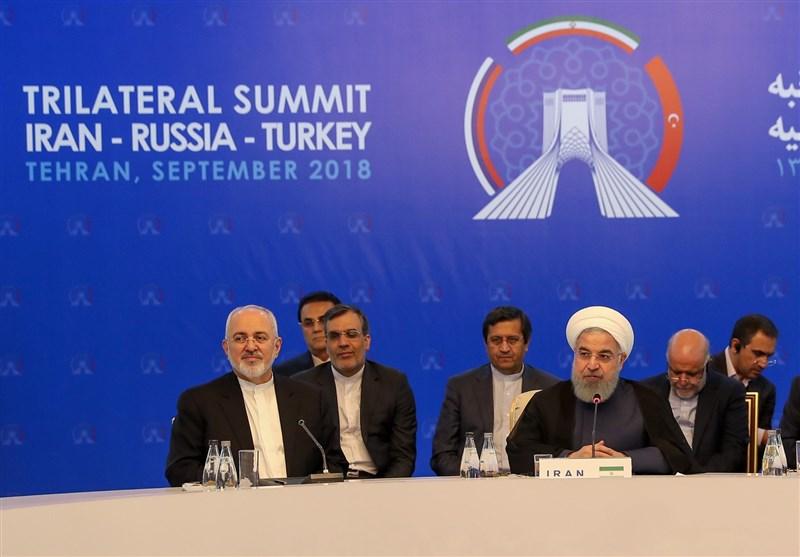 پیامهای نشست تهران