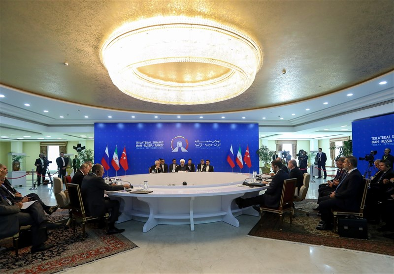 Iranian, Russian, Turkish Presidents Issue Joint Statement on Syria (+Full Text)