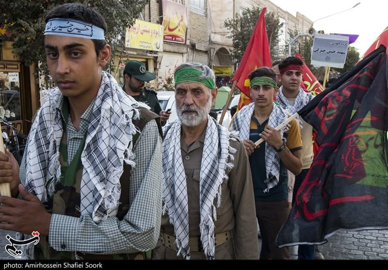 همدان| بسیجیان جهادگر شهرستان رزن به مناطق محروم اعزام شدند