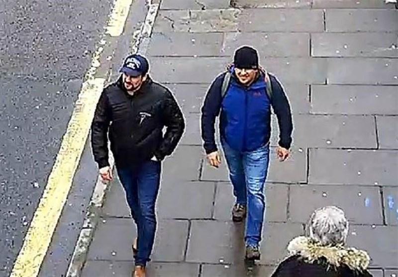 عاملان حمله به جاسوس سابق روسیه به عنوان تاجر وارد انگلیس شده بودند