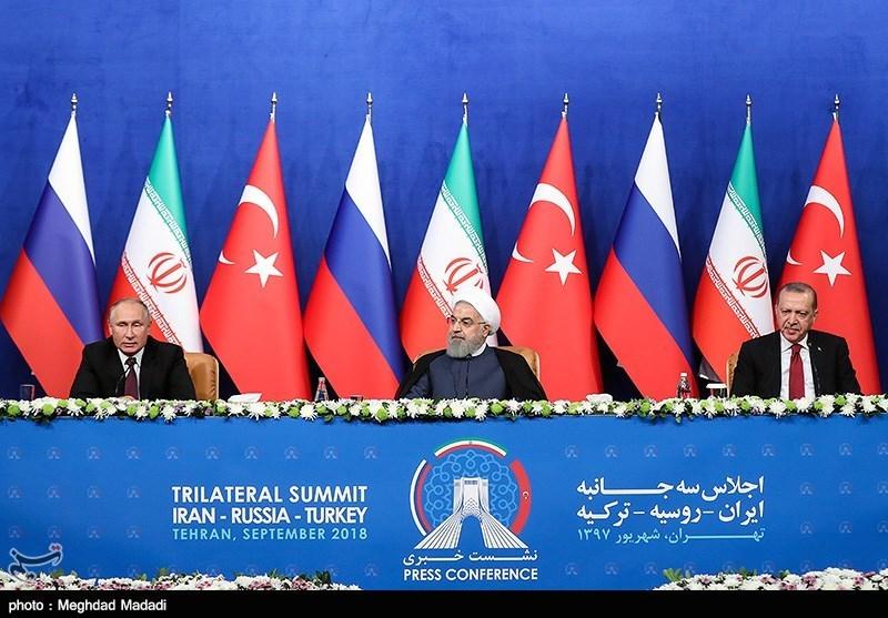 Türk, İran Ve Rus Heyetler Cenevre'de