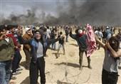 استشهاد فلسطینیین وإصابة 96 برصاص إسرائیلی فی غزة