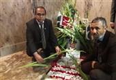 حرم امام رضا علیہ السلام میں مدفون پاک فوج کے سابق سربراہ جنرل موسی خان کو خراج عقیدت+ تصاویر