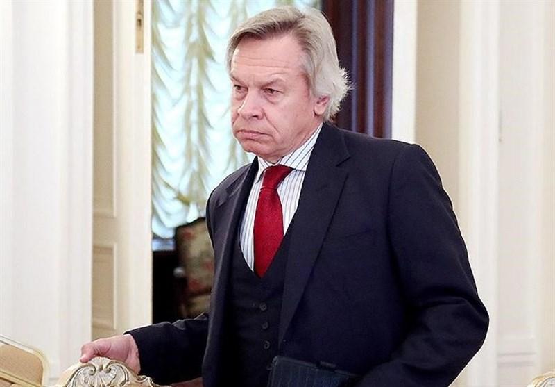 سناتور روس: نشست تهران نشان داد آمریکا در موضوع سوریه به حاشیه رانده شده است
