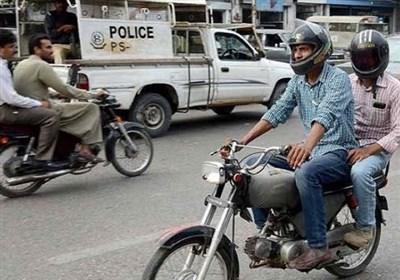 سندھ بھر میں 8 تا 10 محرم کو ڈبل سواری پر پابندی عائد کرنے کا اعلان