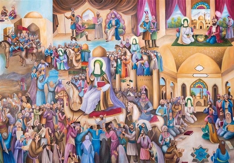 خراسانرضوی| بلندترین مثنوی حضور امام رضا(ع) سروده میشود