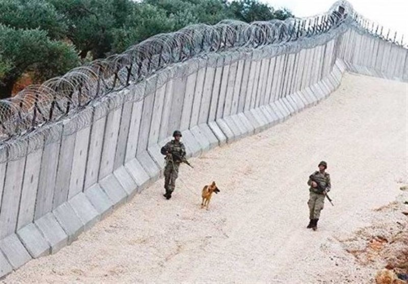 گزارش تسنیم| ترکیه و ساخت دیوار 564 کیلومتری در مرز ایران و سوریه