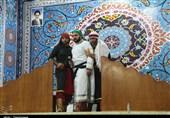 کرمان| مجلس تعزیه شهادت حضرت مسلم در راور به روایت تصویر