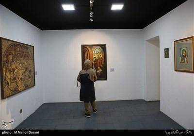 افتتاح نمایشگاه نقاشی قهوه خانه ای ایران