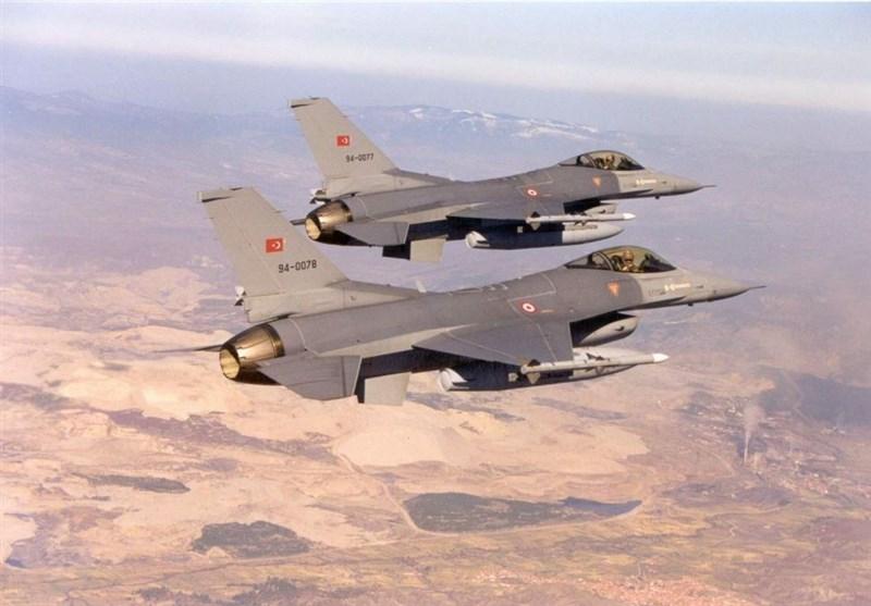 شمالی عراق میں ترک لڑاکا طیاروں کی بمباری، شرپسندوں کے متعدد ٹھکانے تباہ