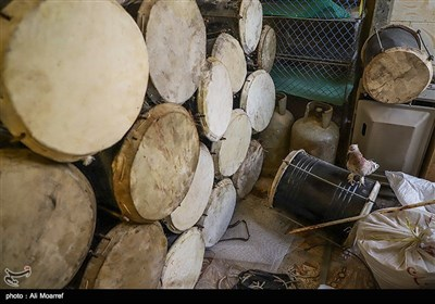 کارگاه دمام سازی حاج محمدعلی ناصر - اهواز