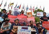 Global Protests as Key UN Climate Talks Stumble