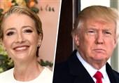 افشای علاقه ترامپ به برقراری رابطه با یک بازیگر زن انگلیسی