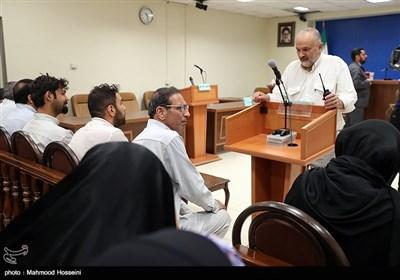 اولین جلسه دادگاه سلطان سکه