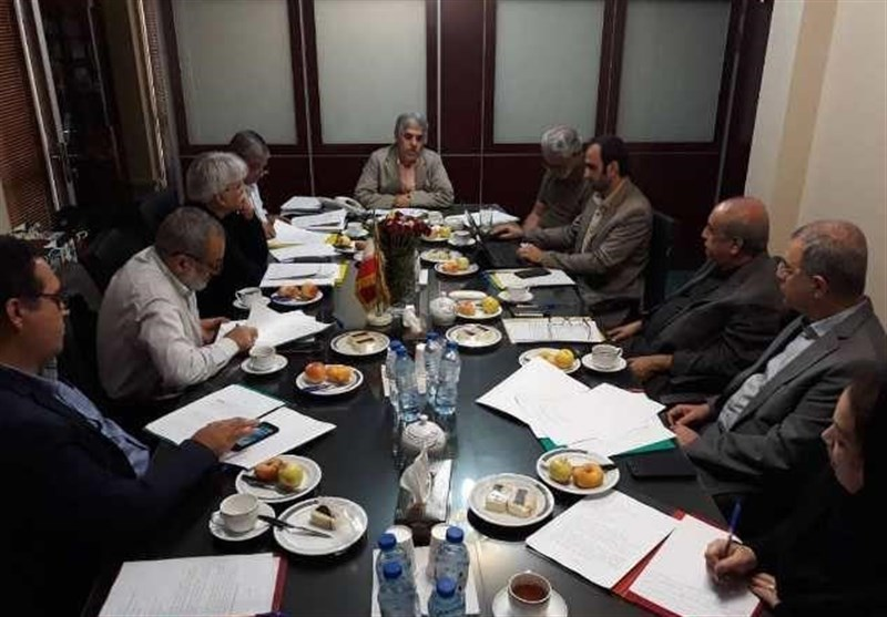 نشست شورای سیاستگذاری دومین جایزه پژوهش سینمایی سال برگزار شد
