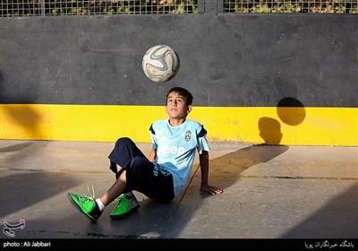 مسابقات قهرمانی فوتبال نمایشی ایران