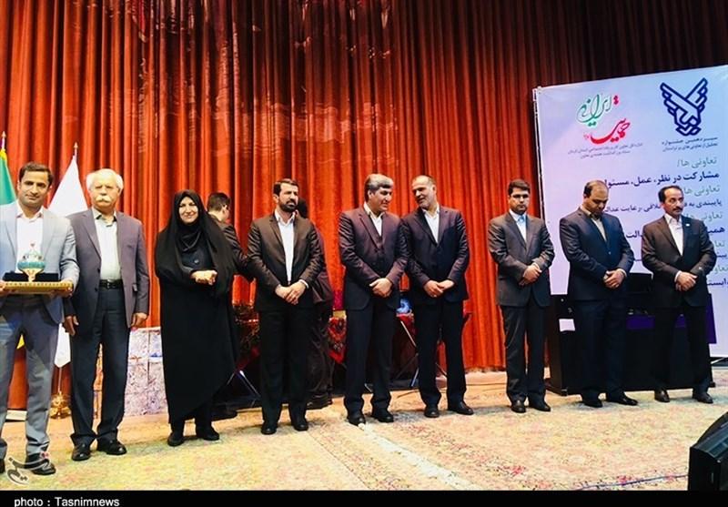 سیزدهمین جشنواره تجلیل از تعاونیهای برتر کرمان به روایت تصویر
