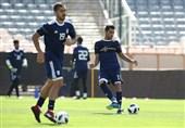 برگزاری آخرین تمرین تیم ملی فوتبال پیش از سفر به ازبکستان/ تمرینات ویژه برای دروازهبانان