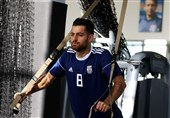 پورعلیگنجی: امیدوارم بازگشت خوبی به تیم ملی داشته باشم/ مصدومیتم در فوتبال نادر است