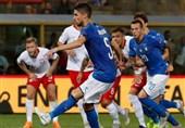 فوتبال جهان  تغییر در ترکیب ایتالیا برای مصاف با پرتغال