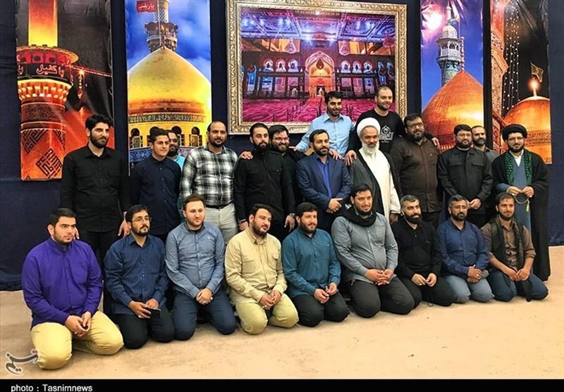 تجمع هیئتهای مذهبی خوزستان در بندرماهشهر