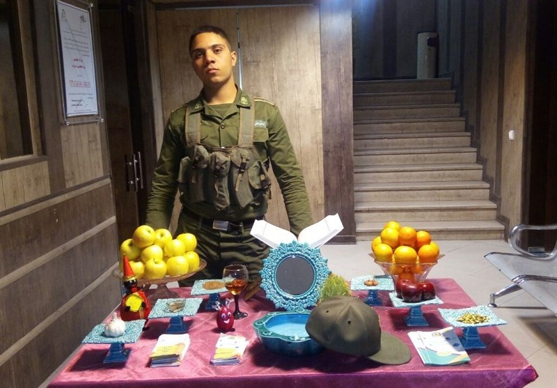 مادر سربازی که 33 روز برای زنده ماندن فرزندش دعا کرد+عکس