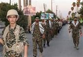 6 هزار بسیجی بوشهری در رزمایش سپاهیان محمد رسول الله (ص) شرکت کردند