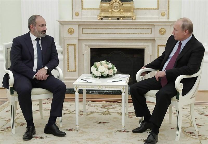 نخست وزیر ارمنستان خواستار توسعه همکاریهای همهجانبه با روسیه شد