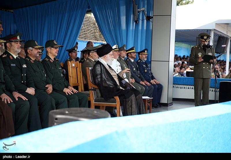 سرلشکر موسوی: ارتش آتش قهر و غضب خداوند برای دشمنان است