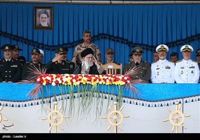 Ayatollah Khamenei Addresses Navy Cadets at Graduation Ceremony