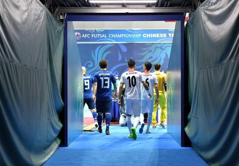 برنامه زمانبندی رقابتهای قهرمانی فوتسال آسیا 2020 مشخص شد