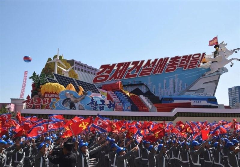 اولویت جدید کره شمالی در رژه امسال چه بود + فیلم و عکس
