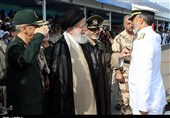 Leader Awards 'Medal of Conquest' to Iran's Former Navy Chief